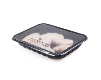 鸡翅预制盒封口