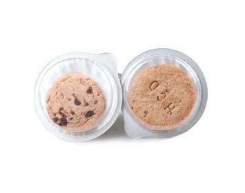 饼干独立硬盒包装