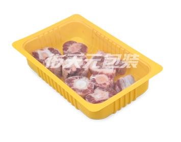 冷鲜肉拉伸膜气调包装