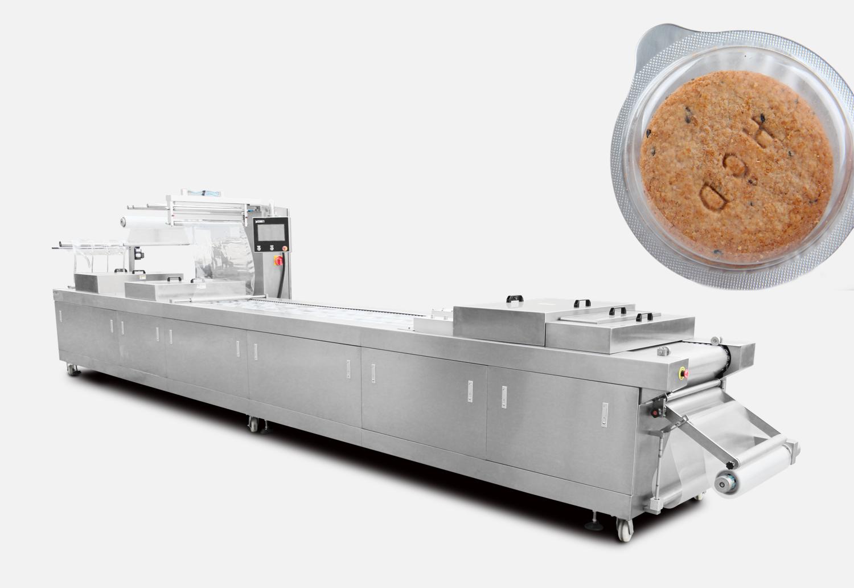 饼干热成型气调包装机