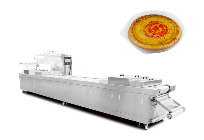 月饼热成型气调包装机