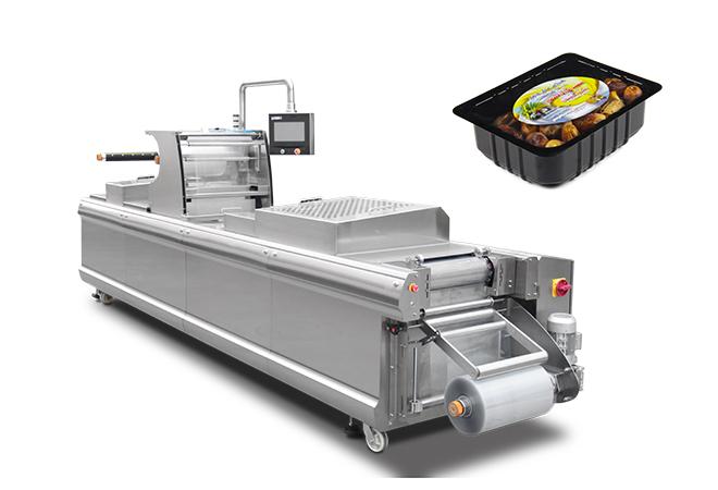 枣子热成型气调包装机
