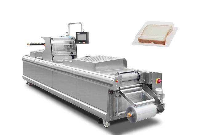 面包热成型气调包装机