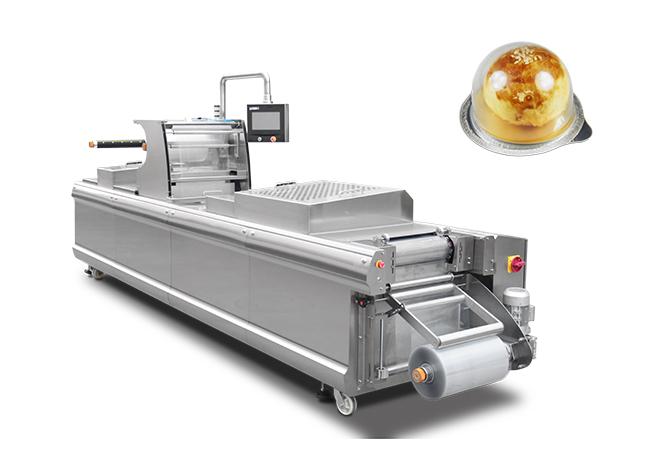 蛋黄酥热成型气调包装机