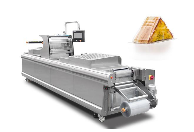 三明治热成型气调包装机