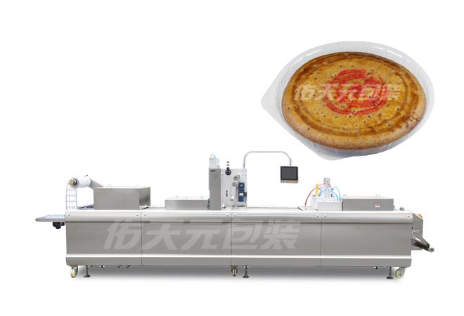 月饼全自动热成型气调包装机